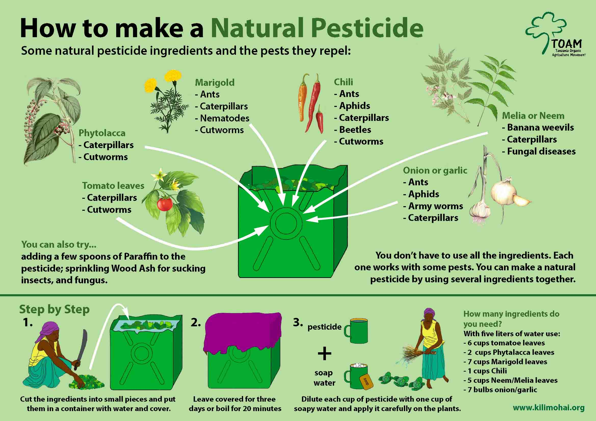 pesticide kill and radish extract Onion: an organic fungicides abstract  but also aneffective fungicide which can kill/ control  « investigatory project pesticide from radish extract.